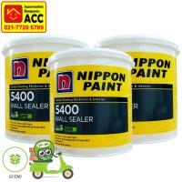 Nippon 5400 Wall Sealer Cat Dasar Interior & Exterior 4Kg