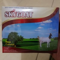 terlaris Susu skygoat cokelat susu kambing etawa original