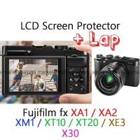 Anti gores LCD Screen Protector Fujifilm Fuji fx Xa1 X-e3 X30 X100T