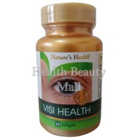 Nature's Health Visi Health - 60 Softgel - Vitamin Mata