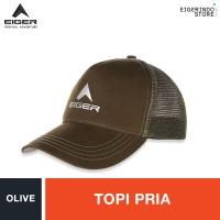 Eiger Pinnacle Cap - Olive L