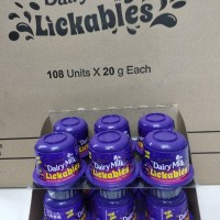 Cadbury Dairy Milk Lickables 20gr