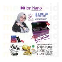 Kacamata K-Ion Nano Ungu Nissa Sabyan Kacamata Terapi