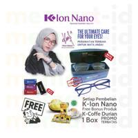 Kacamata K-Ion Nano Biru Nissa Sabyan Kacamata Terapi