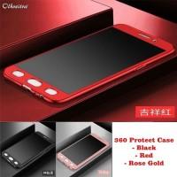 Hardcase 360 Xiaomi Redmi 4X/Note 4/5A Prime/Mi A1 Full Case Casing