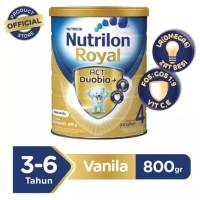 Nutrilon royal 4 vanila 800gr