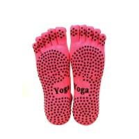 """Kaos kaki yoga  FIVE FINGER""""/Pilates/Yoga socks"""