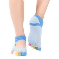 yoga socks kaos kaki yoga pilates Socks Motif MIX COTTON