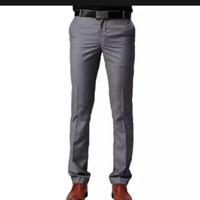 celana formal pria