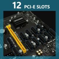 [TB250-BTC PRO]BIOSTAR MOTHERBOARD MINING LGA 1151 upto 12 VGA CARD
