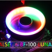 CPU Cooler Alseye Luna TBF-100 combo - Fan Processor Multiplatform