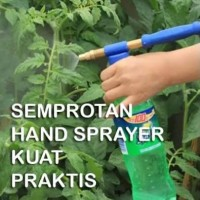 Alat Semprot 1 Kepala / Sprayer Head / Hand Pump Multifungsi