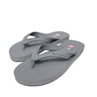 Sandal Jepit / Sendal Jepit Ando Hawaii in Full Grey - Full Grey, 40