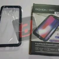 Magnetic case 360 Samsung Galaxy S8plus S8 plus SQ3