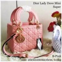 TasD1OR Lady Dove Mini Super (lembut bukan yg kasar seprti di pasaran)