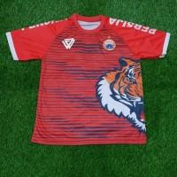 Jersey Persija Jakarta Training Tiger Roar 2018 Liga Gojek Grade Ori