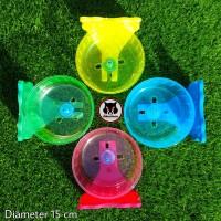 Kincir Roda / Jogging Wheel Hamster Sweet Diameter 15cm