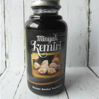Minyak Saripati Kemiri - Obat Penumbuh Penyubur Penghitam Rambut Bayi