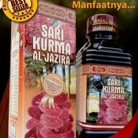 100% ASLI SARI KURMA AL JAZIRAH BEST SELLER DI JAMIN ORIGINAL