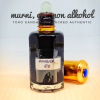 Bibit Parfum MISIK HITAM AMBER 88 12ml minyak wangi murni non alkohol