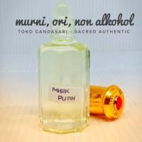 Bibit Parfum MISIK PUTIH WHITE MUSK 12 ml kental wangi murni non