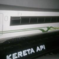 Grosir miniatur gerbong kereta api go green