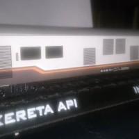 Grosir miniatur gerbong kereta api indonesia