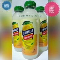 Lemonda Sari Buah lemon asli Jus lemon lemona pure lemon