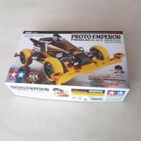 Tamiya 95450 Proto Emperor Premium Black Special Super-II Chassis