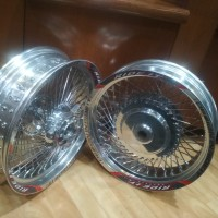 Sepaket Velg Jari2 1000 motor PCX ring 250 300 14 Rakit