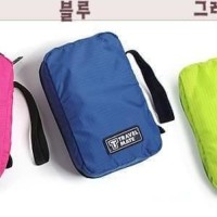 Travel Pouch Travel Bag Make Up Puoch Travelmate Kuat Tebal Terjamin