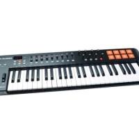 M-Audio Oxygen 49 MKIV 49-Key USB MIDI Keyboard & Drum Pad Controller