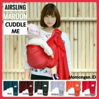 Airsling Cuddle Me Baby Gendongan Bayi Cuddleme Premium