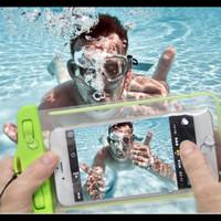 Pouch Bag Handphone Waterproof