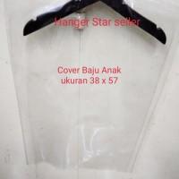 Cover Baju Anak / mika baju