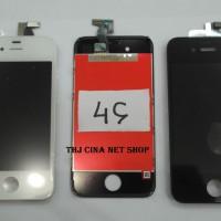 LCD IPHONE4S - IPHONE 4S - 4S CDMA - TOUCHSCREEN - FRAME FULLSETT ORI