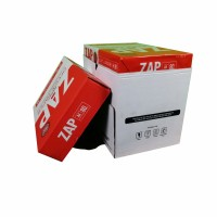 Kertas A4 HVS 80 Gram ZAP - 1 dus/ 5 rim/2.500 lembar - HQ & Durable