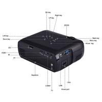 Infokus Projector Projektor Mini Bioskop Home Theater TV Presentasi