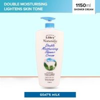 Leivy Shower Cream - Goats Milk 1150ml Pump
