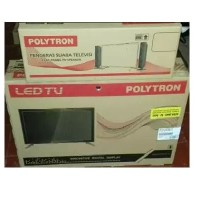 TV LED 24 in POLYTRON PLD24T8511 With Speaker Tower