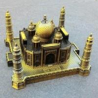 Miniatur taj mahal souvenir india