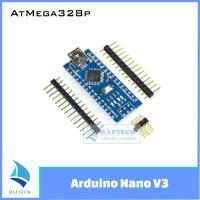 Arduino Nano V3 clone CH340 Atmega328p 5v