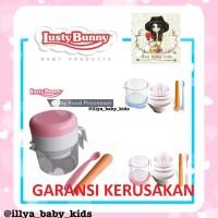 Lusty Bunny Baby Food Processor / alat penghalus makanan bayi