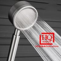 Shower Mandi Hand Shower STAINLESS STEEL Kepala Pancuran Bathtub