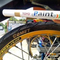 Spidol Ban TOYO GOLD - Paint Marker Toyo Kualitas Terbaik - Warna Emas