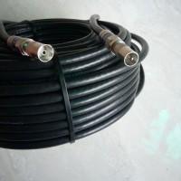 Kabel antena tv platinum plus jack press female to male 10 m 10m