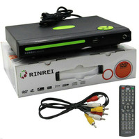 RINREI DVD PLAYER DRN 577R