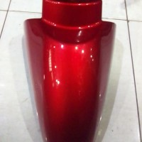 spakbor depan scoopy merah maron