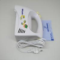 Miyako Mixer Hand HM 620 HM620 Hanya Mesin + Kartu Garansi
