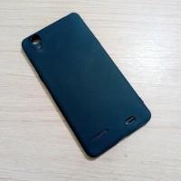 Case Advan S50 4G Black Matte Softcase Alternatif Kompatibel Advan